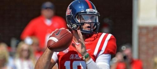 "Chad Kelly now has the ironic nickname ""Mr. Irrelevant"" after being drafted No. 253 in the NFL Draft- fakepigskin.com"