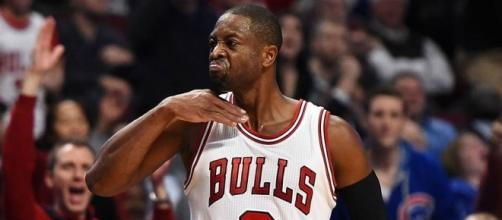 Dwyane Wade isn't sure what the future holds for him, as he has a player option with the Bulls - sportingnews.com