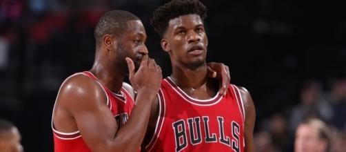 Dwyane Wade Wants Jimmy Butler in 'Hall of Fame Conversation' - slamonline.com