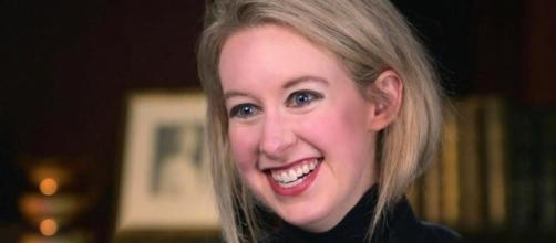 Elizabeth Holmes- Founder and CEO of Theranos, pic courtesy of BN Library
