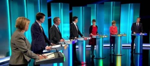 ITV held an election debate with seven leaders in 2015 but they are looking unlikely to happen in 2017 (Source: BBC)