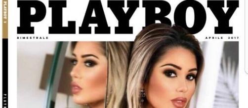 Karol Schwonke é a segunda brasileira a ser capa da Playboy Itália