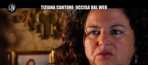 Le Iene, Tiziana Cantone: parla la mamma e il fidanzato