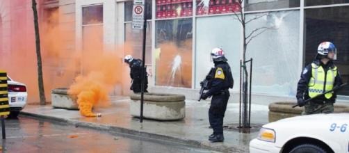Montreal May Day Protests Erupt In Violence, Arrests | News – The Link - thelinknewspaper.ca