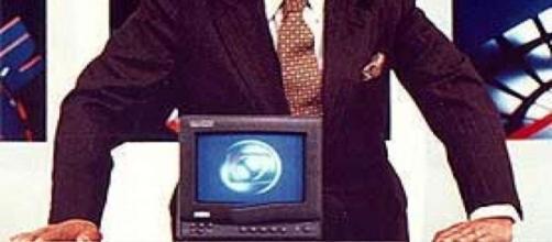 Roberto Marinho fundador da Rede Globo de Televisão