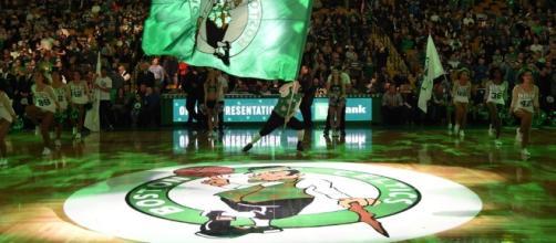 The Boston Celtics host the Washington Wizards for Sunday's Game 1. [Image via Blasting New image library/sportbet.com]