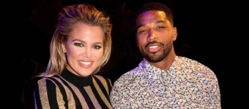 Tristan Thompson getting ready to dump Khloe Kardashian? - Niyi Daram - niyidaram.com