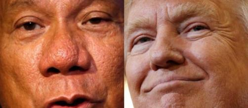Trump invites Philippines President Rodrigo Duterte to white house - image credit net.au