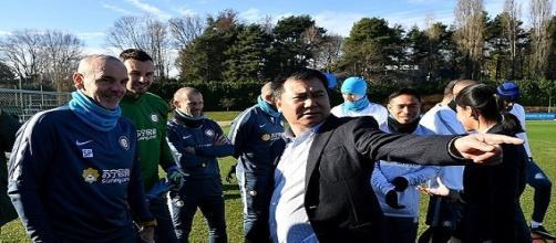 Zhang incontra Pioli, ecco l'offerta