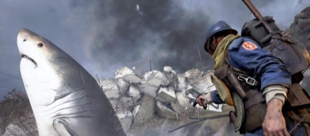 Battlefield 1: Megalodon Easter Egg auf Fort Vaux - battlefield-inside.de