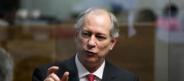 """Ex-presidenciável Ciro Gomes, """"atacou"""" verbalmente o prefeito de São Paulo, João Doria"""