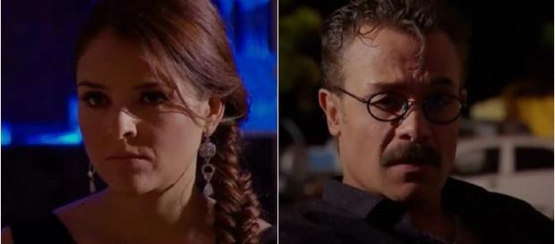 Maria aceita mandar Alessandro para a cadeia