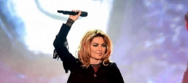 Shania Twain delivers everything plus a new song at her Stagecoach Country Music Festival debut.--screen capture Stagecoach Festival