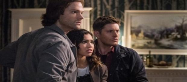 Supernatural episode 20,season 12 screenshot image via Flickr.com