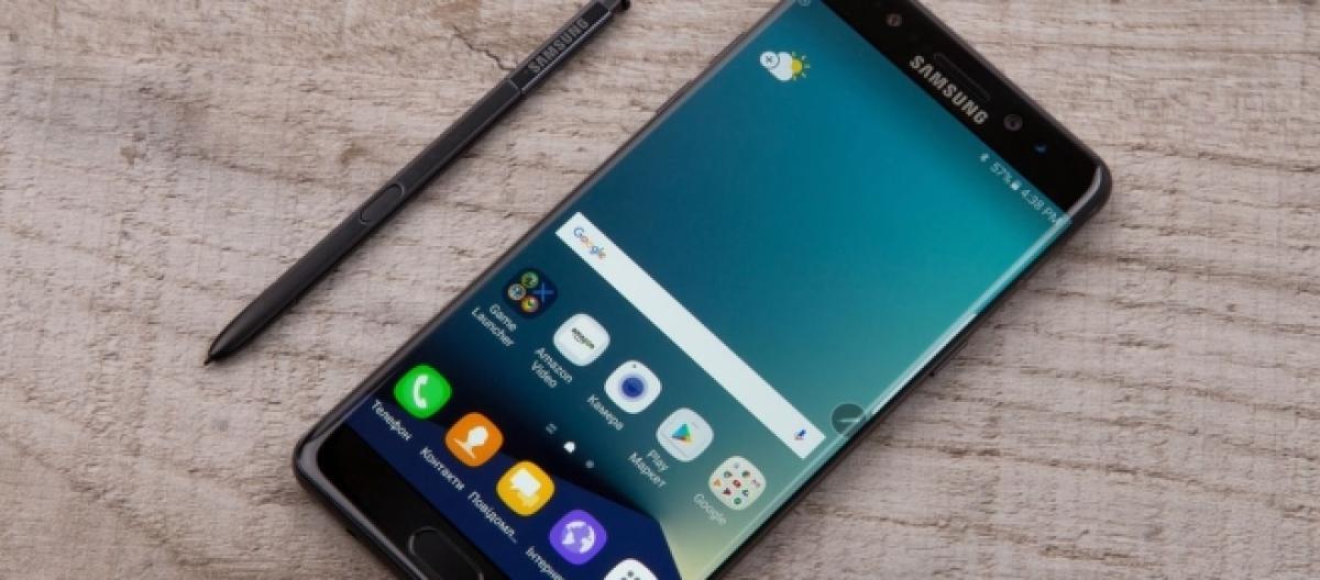 a1ea69f211bc9 Samsung Galaxy Note 7 pronto a tornare in vendita come telefono  ricondizionato