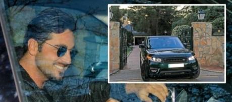 David Bustamante, primeras imágenes saliendo de su casa tras darse ... - diezminutos.es