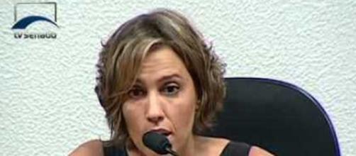 A mobilização da sociedade é o que poderá conter tais reformas, acredita a juíza Valdete Severo (Foto: Reprodução/TV Senado)