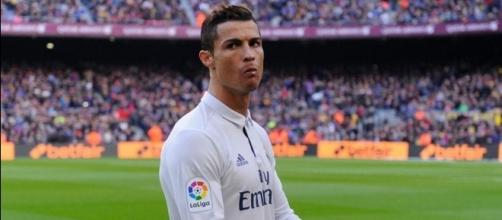 Crisitano Ronaldo is Real Madrid's all-time top scorer. Photo: Telegraph.