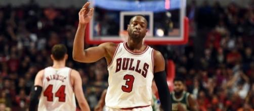 Dwyane Wade is #9 on shooting guard list this season - windycityhoops.com
