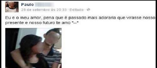 Esse ex-namorado enviou uma foto que acabou irritando demais essa garota