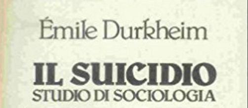 Il suicidio - Studio di sociologia di Emile Durkheim, 1897.