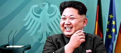 Kim Jong-un Photo credit: Driver Photographer