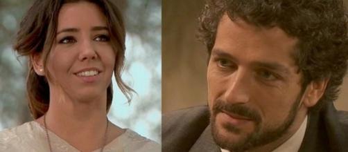 l'attrice spagnola Sandra Cervera ha trovato l'amore