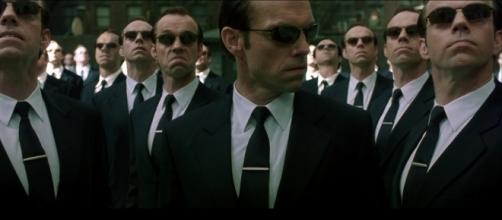 Los hombres de negro, los malabaristas de virginia.