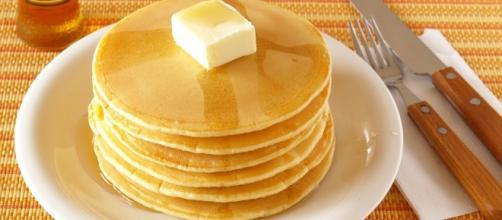 Pancakes killed Caitlin Nelson by accident./Photo via ochikeron, YouTube