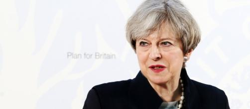 PM Theresa May Angry Cadbury Dropped 'Easter' from Egg Hunt | Time.com - time.com