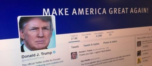 President Donald Trump's Tweets - Photo: Blasting News Library - govtech.com
