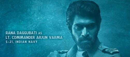 Rana Daggubati from 'The Ghazi attack'
