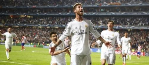 Sergio Ramos continua a ser decisivo no Real Madrid
