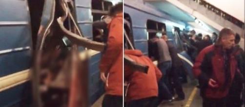 St Petersburg metro explosion: Live updates after shrapnel bomb ... - mirror.co.uk