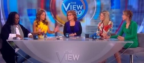 """The View"" on Fox News, via YouTube"