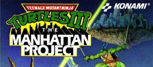 TMNT III: The Manhattan Project