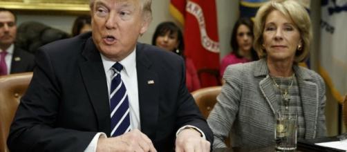 Trump Nixes Obama-era Rules for New Federal K-12 Law | Education ... - usnews.com