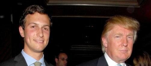 Trump TV: Donald's Son-in-Law, Jared Kushner, May Start TV Network ... - usmagazine.com