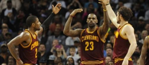 USA TODAY Sports Images - Cleveland Cavaliers