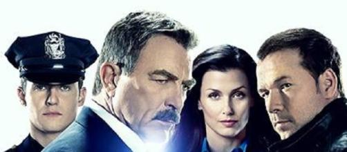 """Will """"Blue Bloods"""" season 7 end with two characters bringing their romance back? (via Blasting News library)"""