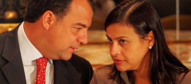 Adriana Ancelmo, esposa de Sérgio Cabral, foi favorecida em decisão de juíza, diferentemente de outra presa.