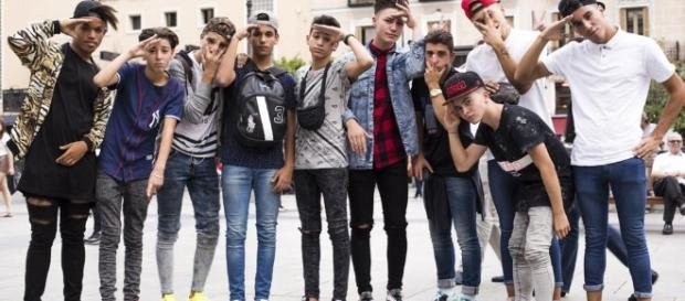 Así son los swaggers de la Plaza de la Ópera de Madrid - Vice - vice.com