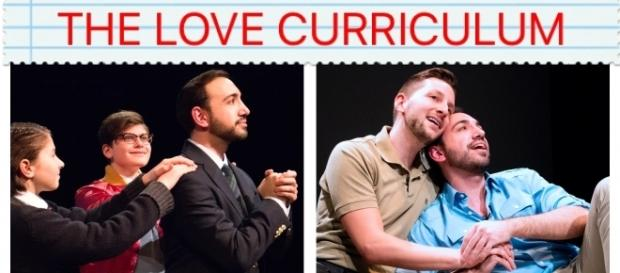 Brian Mulay is the playwright who wrote 'The Love Curriculum'. / Photo via Brian Mulay, used with permission.