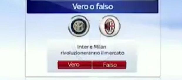 Calciomercato Caressa: 'Inter super mercato, anche Messi, Milan solo idee'