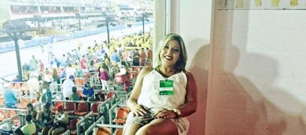 Diretora Rita de Cássia ganhou convites para o Carnaval do Rio