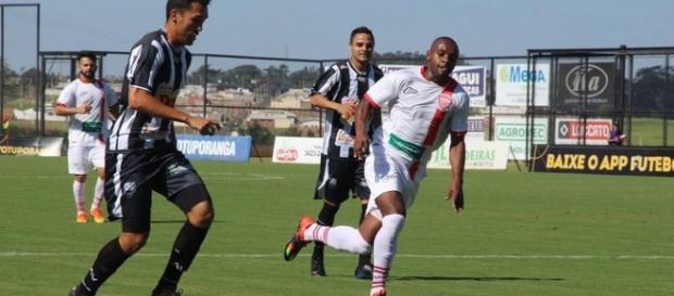 Em campo, Votuporanguense venceu por 2 a 0