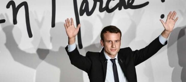 Emmanuel Macron a trouvé son slogan de campagne