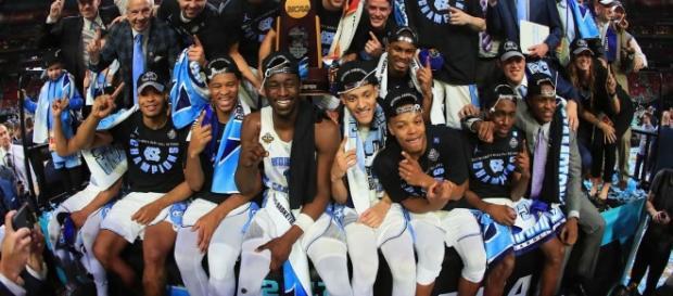 Final feliz para North Carolina, luego de perder la final en 2016