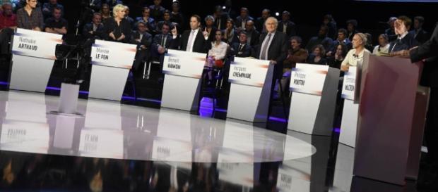 Le grand débat - élections 2017