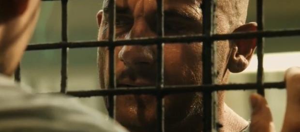 Lincoln Burrows no 1º episódio da 5ª temporada de Prison Break
